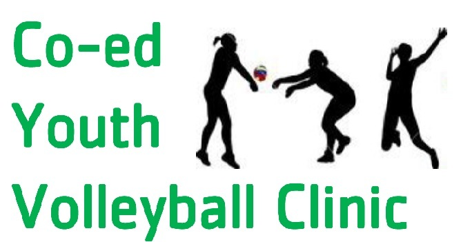 Co-Ed Youth Volleyball Clinic