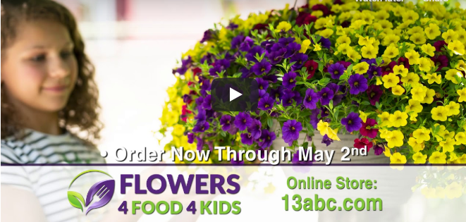 Flowers 4 Food 4 Kids