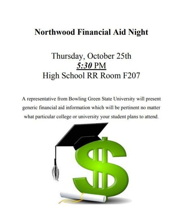 Financial Aid Night 18