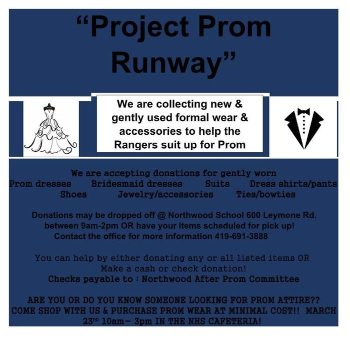 Project Runway Prom