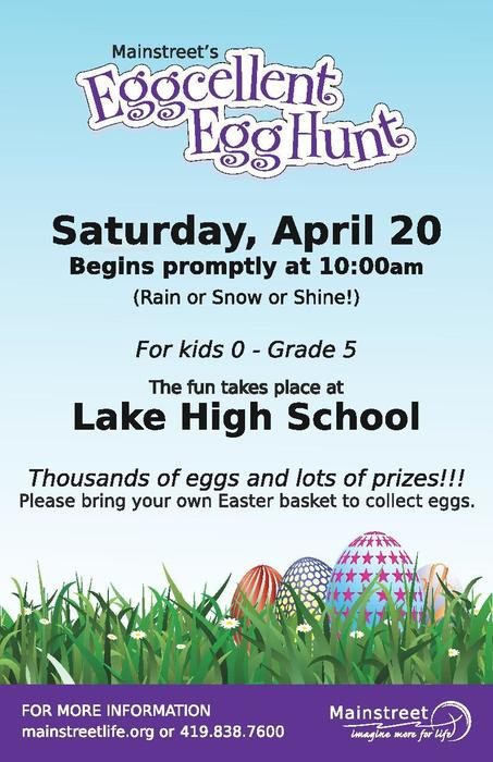 Eggcellent Egg Hunt!