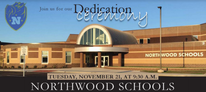 NLS Dedication Ceremony
