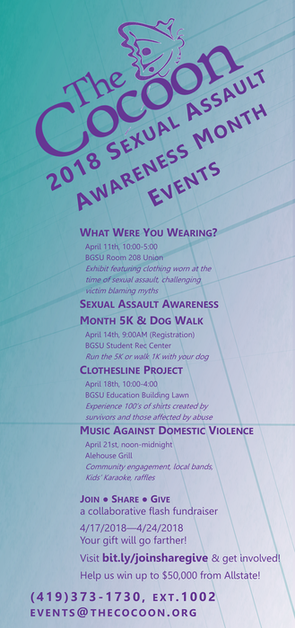 Sexual Assault Awareness Month Events