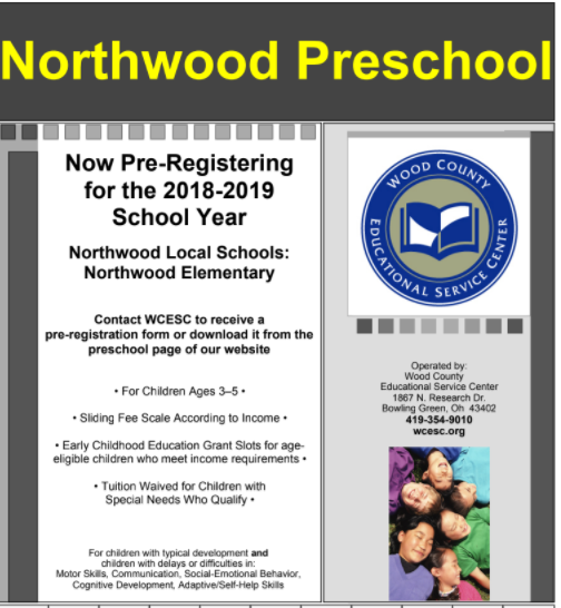 Preschool Updated