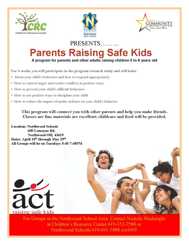 Parents Raising Safe Kids