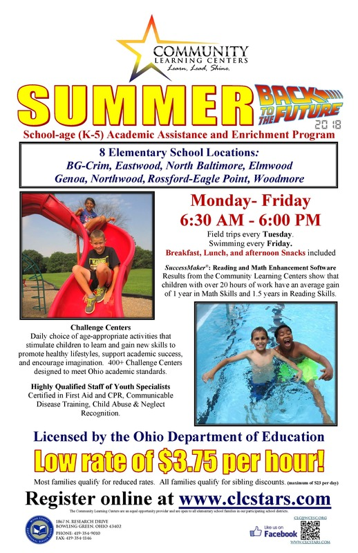 Stars Summer Enrichment Program
